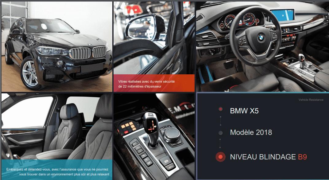 Paris chauffeur VTC & véhicules blindés